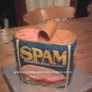 SPAM Birthday Cakes
