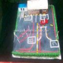 Vehicle Testing Ground Birthday Cake Pictures