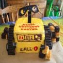 Wall-E Birthday Cakes