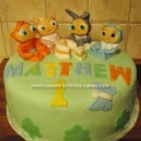 Waybuloo Birthday Cakes