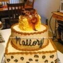 Saddle Birthday Cakes