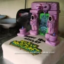 World of Warcraft Video Game Character Cakes