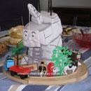 Cranky Crane Birthday Cakes