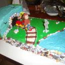 Curious George Birthday Cakes