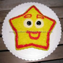 Doras Star Birthday Cakes