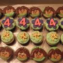 Dora Cupcakes Birthday Cakes