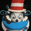 Dr Seuss Birthday Cakes