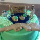 Duck Dynasty Birthday Cakes