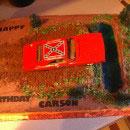 Dukes of Hazzard Birthday Cakes