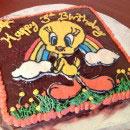 Tweety Birthday Cakes