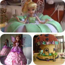 Fairies Birthday Cakes