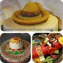 Fiesta Birthday Cakes