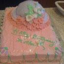 Bonnets Birthday Cakes