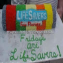 Lifesavers Birthday Cakes