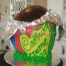 Cadbury Eggs Birthday Cakes