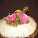 Hummingbird Birthday Cakes