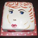 I Love Lucy Birthday Cakes