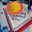 Saturn Birthday Cakes
