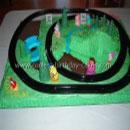 Island of Sodor Birthday Cakes