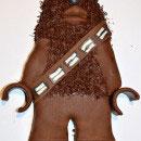 Chewbacca Birthday Cakes