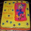 Lizzie McGuire Birthday Cakes