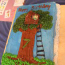 Magic Tree House Birthday Cakes