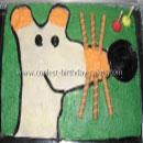 Maisy Mouse Birthday Cakes