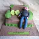 Furniture and Household Items Birthday Cakes