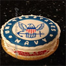 Military Emblems Birthday Cakes
