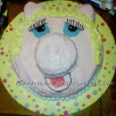 Miss Piggy Muppets Cakes