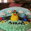 Miss Spider Birthday Cakes