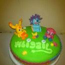 Moshi Monsters Birthday Cakes