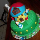 Smurfs Birthday Cakes