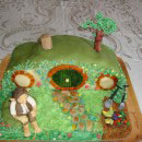 Lord of the Rings Birthday Cakes