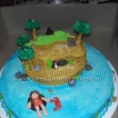 Island Birthday Cakes