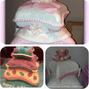 Pillows and Cushions Birthday Cakes