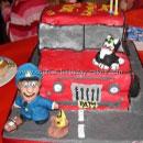 Postman Pat Birthday Cakes