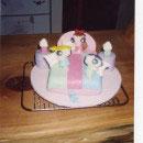 Powerpuff Girls Birthday Cakes