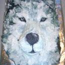 Wolf Birthday Cakes
