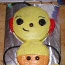 Rolie Polie Olie Birthday Cakes