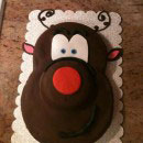 Elk Birthday Cakes