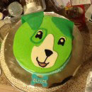 My Puppy Pal Scout Birthday Cakes