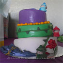 Sleeping Beauty Birthday Cakes
