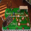 Other Sports Birthday Cakes