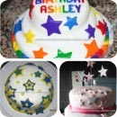 Star Birthday Cakes