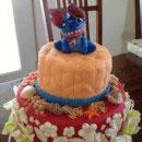Lilo and Stitch Birthday Cakes