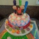 Wreck-It Ralph Birthday Cakes