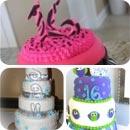 Sweet Sixteen Birthday Cakes