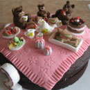 Picnic Tables Birthday Cakes