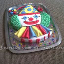 Clown Party Cake Idea